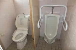 ダイショウ1階トイレ