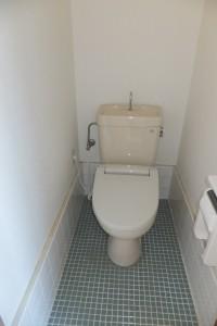 ひまわり2トイレ